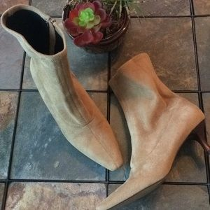 Talbots suede boots